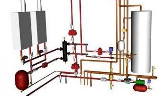 Автономная система отопления в частном доме