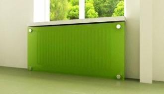 Радиаторные решетки из пластика: недорого и со вкусом