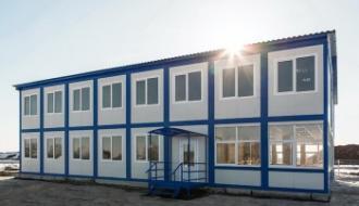 Быстровозводимые здания: особенности конструкций и их популярность