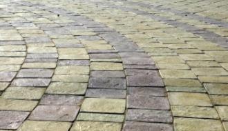 Преимущества тротуарной плитки как дорожного покрытия