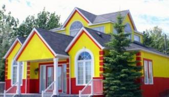 Советы по выбору фасадной краски