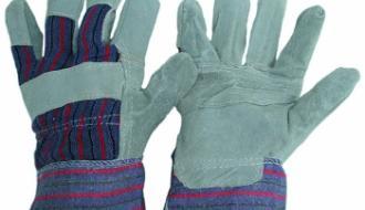 Спилковые перчатки: особенности и преимущества