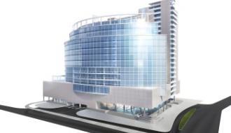 Проектирование бизнес-центра