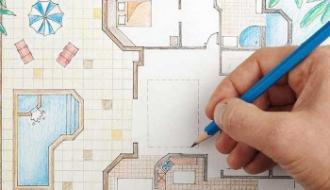 Дизайн интерьера под ключ
