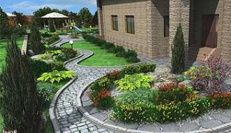 Ландшафтный дизайн от нашей компании - это настоящее искусство, которое сделает Ваш участок неповторимым