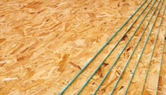 Древесные плиты с ориентированными прядями