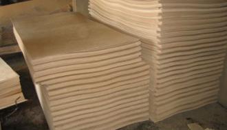Мягкие древесноволокнистые плиты