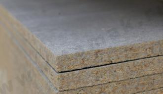 Цементностружечные плиты (ЦСП)