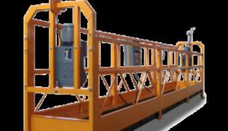 Популярные модели строительных люлек