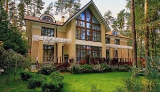 Выбор дома на Рублевке