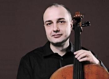 До Хмельницкого с концертом приедет виолончелист из Швейцарии