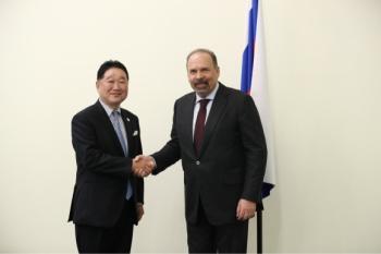 Глава Минстроя обсудил с японскими коллегами сотрудничество в сфере строительства