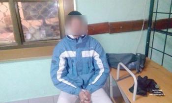 Хмельницкие патрульные задержали мужчину, находящегося в розыске