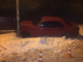 Из-за пьяных водителей в Хмельницком произошло два ДТП