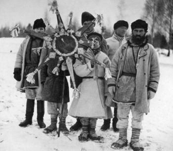 Как праздновали Рождество на Подолье в начале XX века