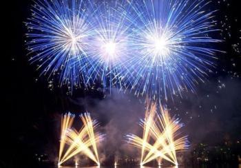 Каменчан просят не использовать пиротехнические средства на новогодние праздники