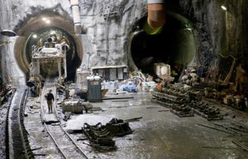 Китайцы построят три станции ТПК в Москве