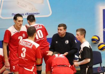 Команды высшей лиги чемпионата Украины по волейболу сыграют в Хмельницком