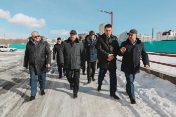 Министр строительства РФ Михаил Мень посетил Камчатский край