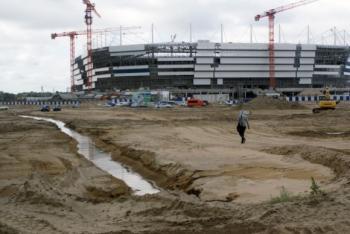 Минспорт подал иски к застройщикам стадионов ЧМ-2018 на 3 млрд руб