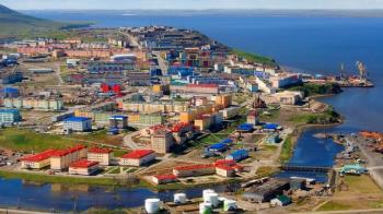 На Чукотке планируется строительство первого незамерзающего глубоководного порта