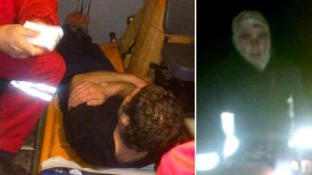 На Днестре едва не погибли двое рыбаков