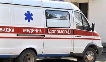 На Хмельнитчине за минувшие сутки через несчастные случаи в больницу попало четверо малолетних детей