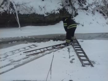 На Каменеччине в реке утонул 91-летний дедушка