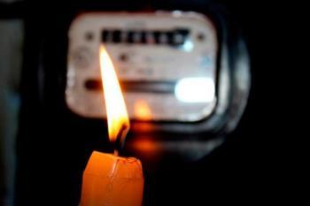 На каких улицах Хмельницкого 24 и 25 января не будет света