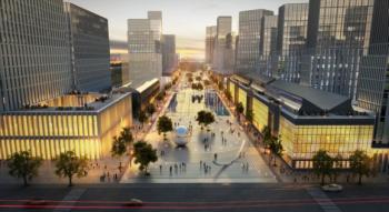 На территории ЗИЛа построят 20-этажный жилой комплекс
