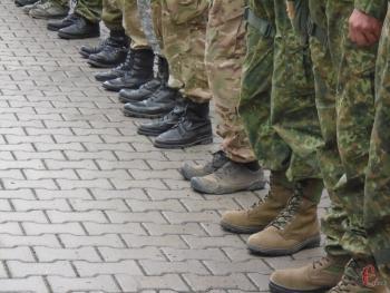 На военные учебные сборы призовут около 100 резервистов из Хмельницкой области