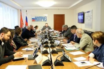 На заседании Комитета НОПРИЗа обсудили документы и инновации