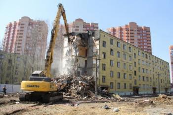 Небезопасные жилые дома снесут в Дагестане