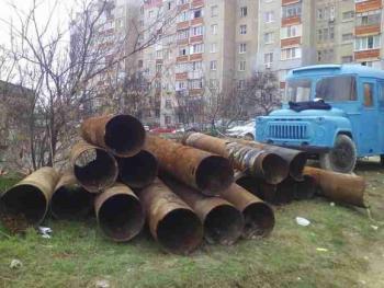Новый детсад в Симферополе строят с гнилыми трубами