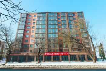 Новый дом в микрорайоне Раковое