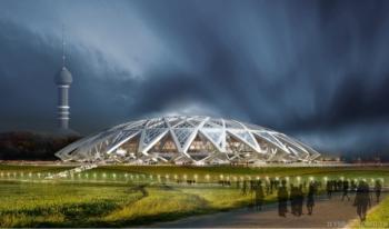 Отставание строительства стадиона в Самаре ликвидируют к июлю