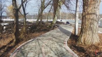 Первую велодорожку в Хмельницком торжественно откроют в конце марта