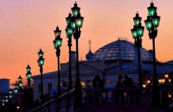 Почти 50 тыс. фонарей на улицах Москвы будут управляться дистанционно