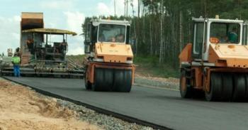 Покрытие из тяжелого бетона впервые применено при реконструкции Белорусских дорог