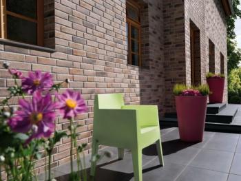 Производство фасадной плитки выросло в 3 раза