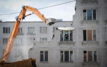 Снос столичных пятиэтажек станет проще