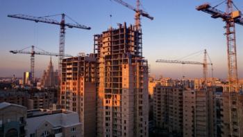 Срок строительства жилья в Москве сократится почти на три месяца