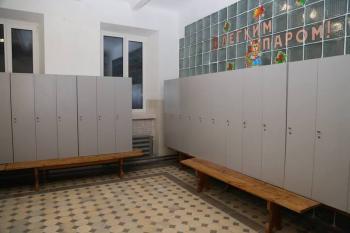 Старинная баня, которой исполнится 85 лет, снова заработала