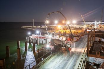 Строительство Керченского моста профинансировано в полном объеме