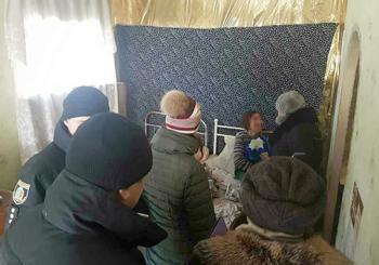 У пьяной матери на Хмельнитчине отобрали 2-месячного ребенка