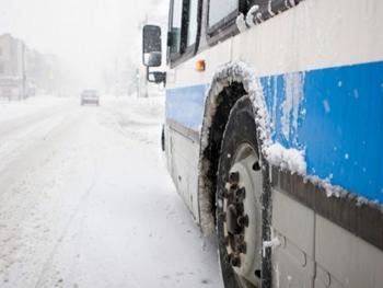 Укртрансбезпека области за неделю оформила 7 актов за неудовлетворительное техническое состояние автобусов