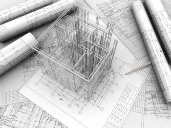 Утверждены правила проектирования зданий из стальных профилей