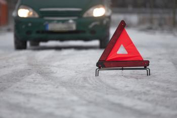 В Дунаевцах женщина-водитель сбила пешехода и сбежала