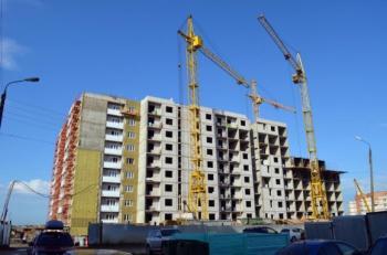 В Екатеринбурге количество замороженных строек сократилось на треть
