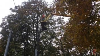 В Хмельницком на неделю перекроют одну из улиц